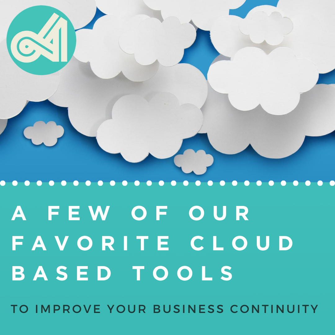 Cloud Based Tools for Better Business Continuity