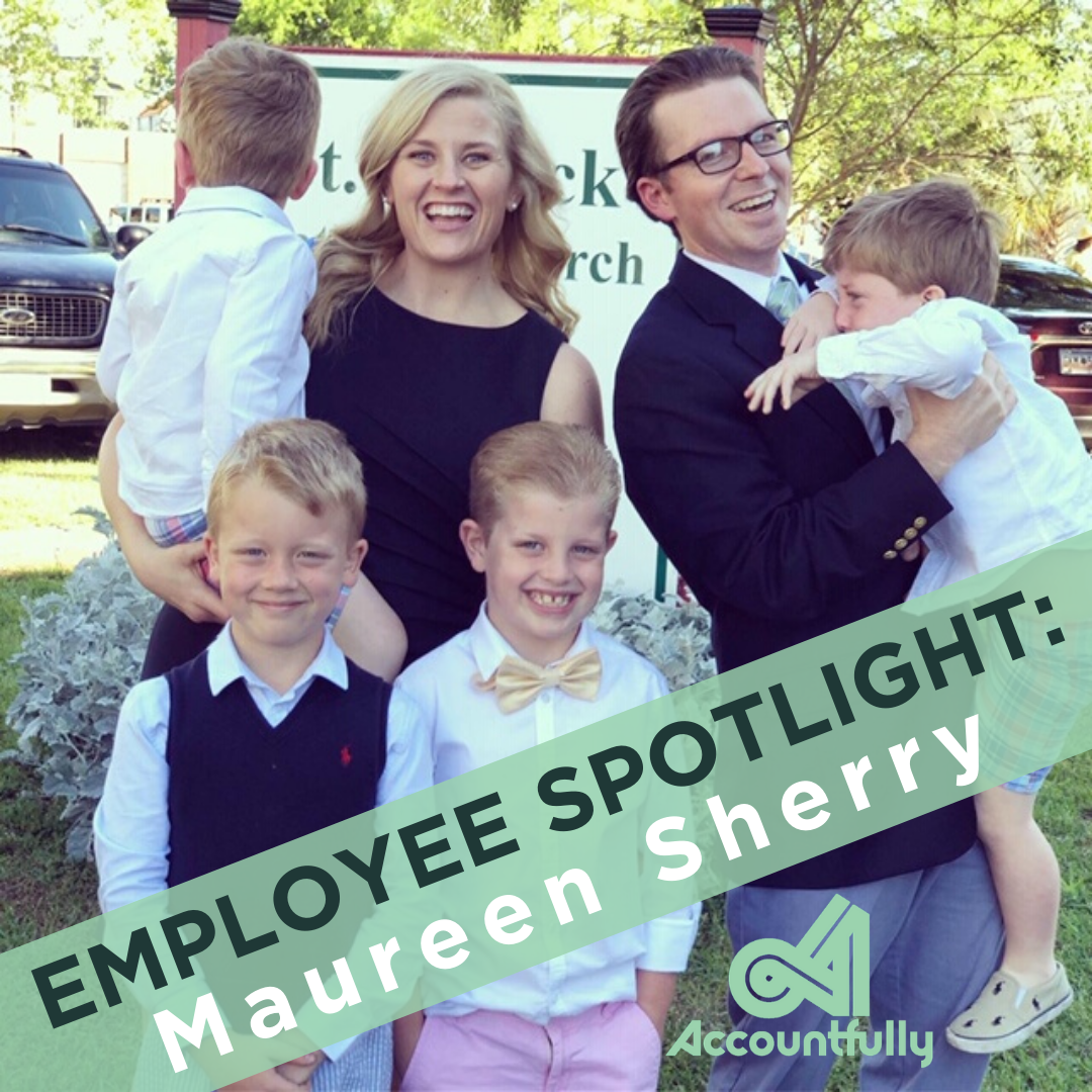 Employee Spotlight_ Maureen Sherry